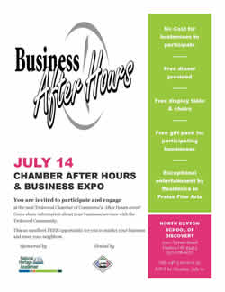 July 2016 Business After Hours